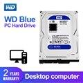 1 TB WD azul 3,5 SATA3 disco duro de escritorio 6 GB/s hdd sata disco duro interno 64 M 7200PPM disco duro disco Duro de escritorio para PC WD10EZEX