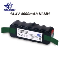 High Capacity 4600mAh 14 4v NI MH Vacuum Battery For IRobot Roomba R3 500 600 700