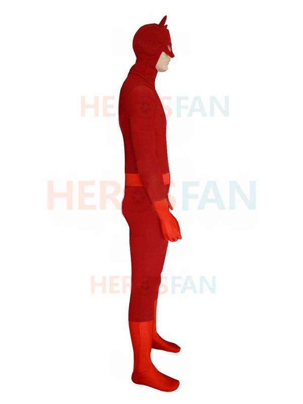 Marvel Comics Red Custom Daredevil Costume Superher Cosplay Halloween party Suit