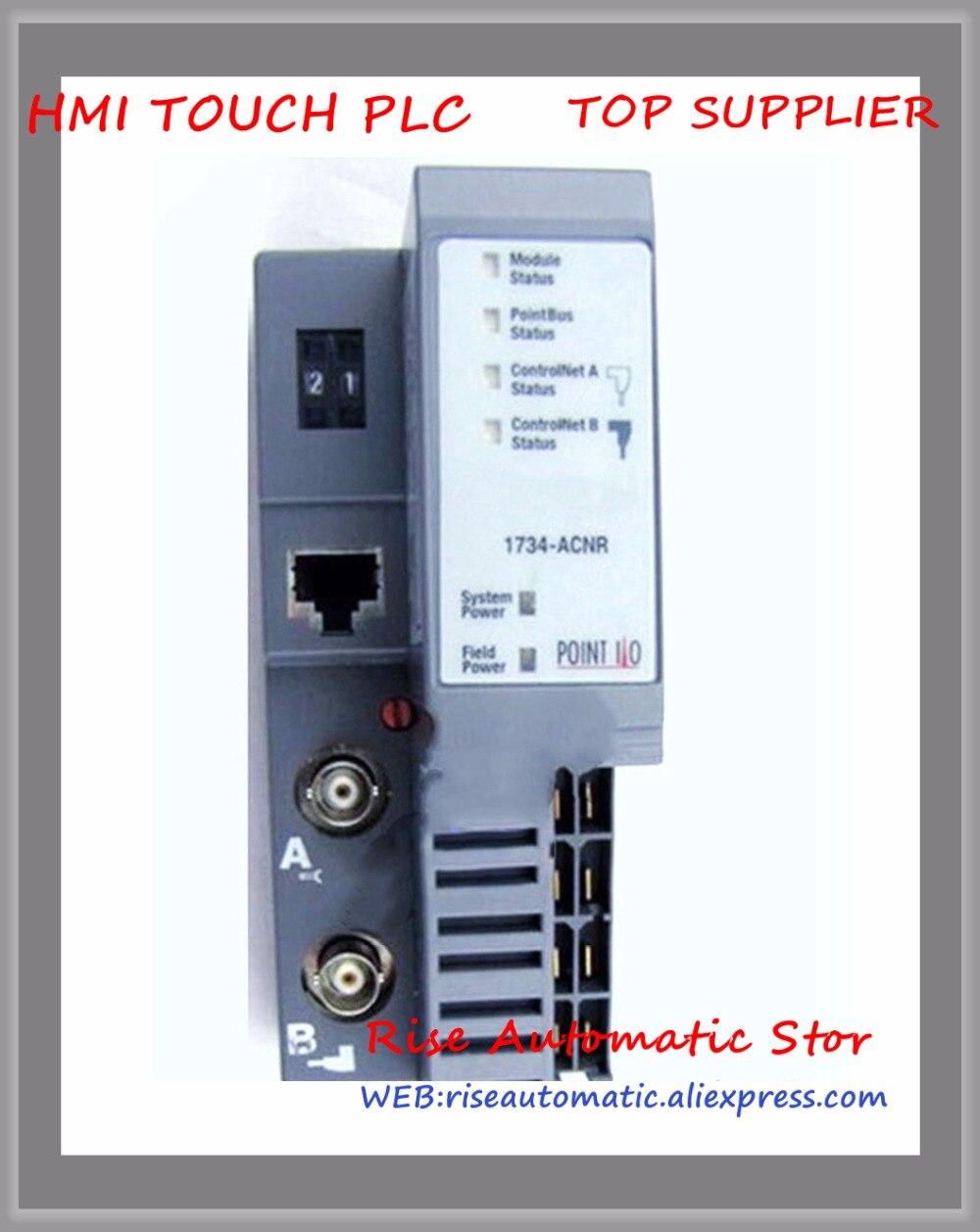 1734-ACNR PLC 10-28.8VDC 63 PUNTI I/O moduli ControlNet Nuovo Originale1734-ACNR PLC 10-28.8VDC 63 PUNTI I/O moduli ControlNet Nuovo Originale