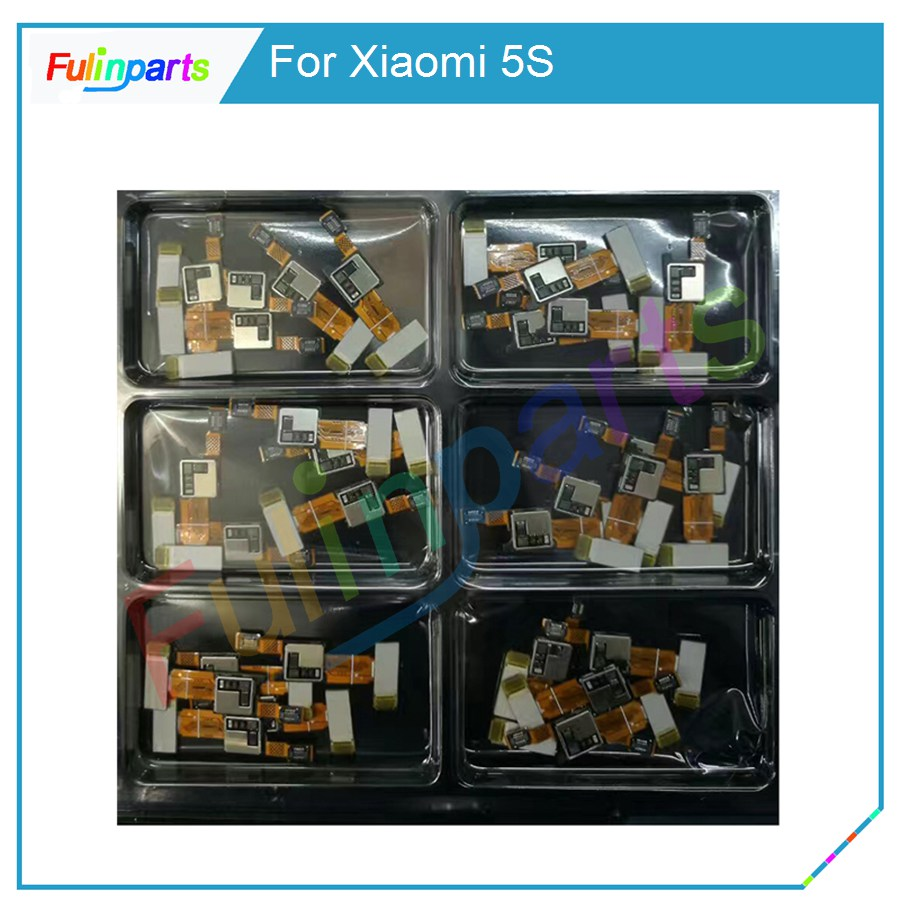 For Xiaomi 5S / Mi 5S Home Button Fingerprint Menu Return