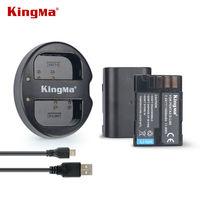KingMa 2 Pieces 1600mAh D LI90 DLI90 D LI90 Digital Camera Battery For PENTAX K 7 K 7D K 5 K 5 II 645D K01