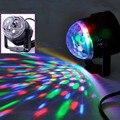 3 Вт RGB LED проектор DJ свет диско шар LED Par кристалл магический шар бар Вечеринка Рождественский эффект сценические огни бесплатная доставка