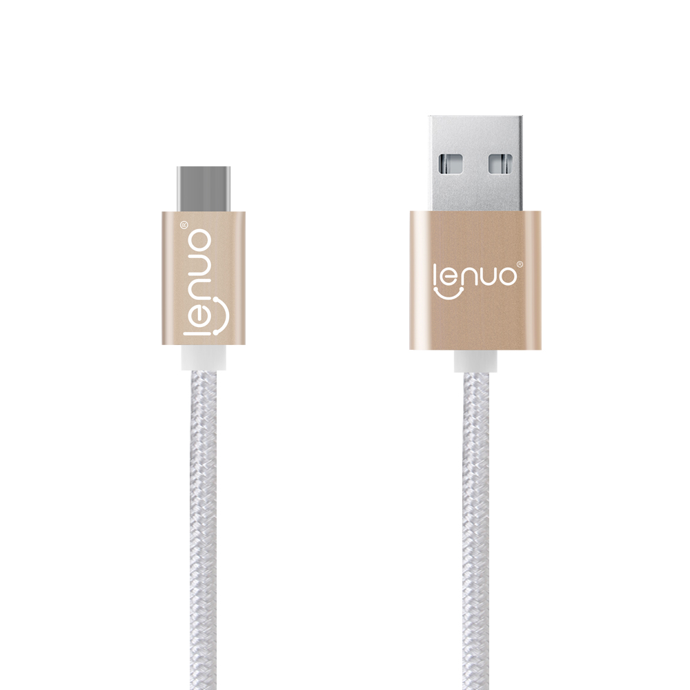 Brand Lenuo 2.4A USB C Type-C Fast Sync &#038; <font><b>Charger</b></font> Cable for Meizu MX6 PRO 5 Pro 6 <font><b>Leeco</b></font> Le PRO 3 Le Max 2 Le 2 Pro Type C cable