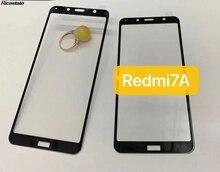 Funda completa de vidrio templado para Xiaomi Redmi 7A, Protector de pantalla 9H para Xiaomi Redmi 7A