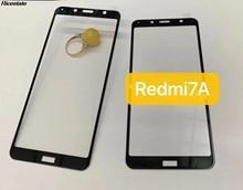 Redmi 7A Pieno della copertura della Protezione Dello Schermo In Vetro Temperato per Xiaomi Redmi7A 9H pellicola di Telefono per Xiaomi Redmi 7A cassa di vetro