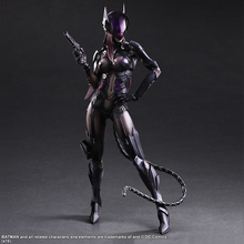 2016 Play Arts Final fantasy Nomura tetsuya cos Catwoman Action Figure model toys gift collection in box PA0023