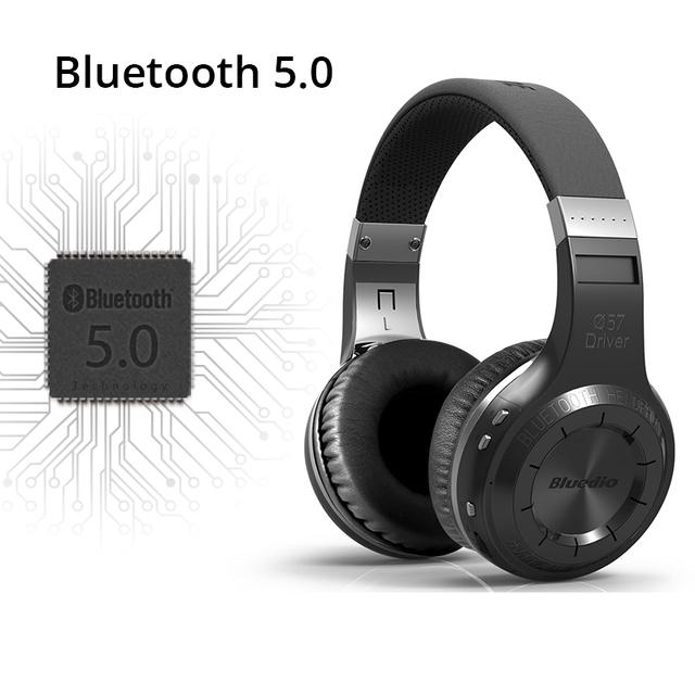 Bluedio HT(Shooting Brake) Bluetooth Headphone BT4.1 Stereo Bluetooth Headset Wireless Headphones For Phones Music Earphone