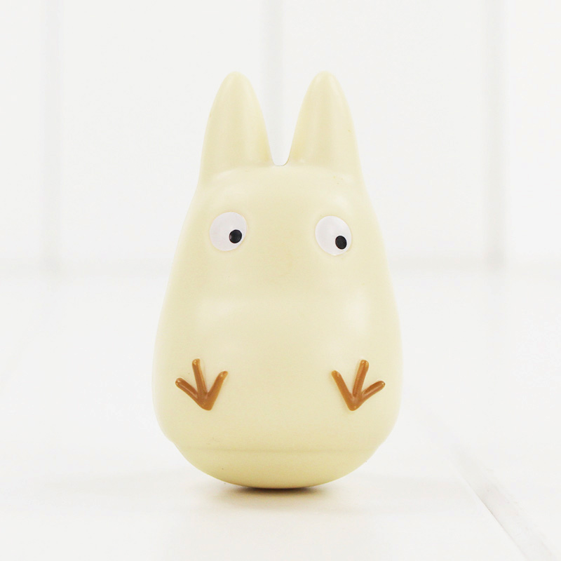 3 unids/lote Miyazaki Hayao mi vecino Totoro animado de PVC figuras ...