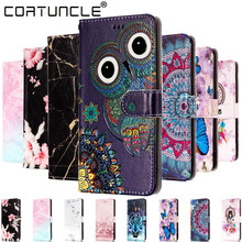 P20 Lite Flip Leather Case on For Fundas