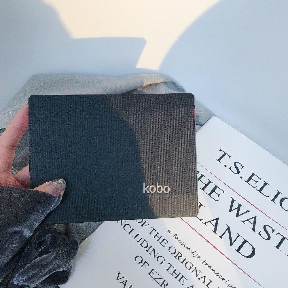 E-book Kobo Aura ebook lecteur e-ink 6 pouces résolution 1024x758 N514 intégré avant lumière e livre lecteur WiFi 4 GB mémoire - 4