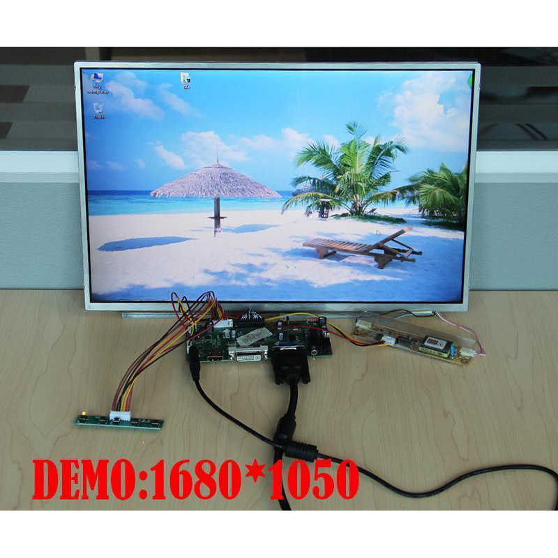 For LTM220M1-L01 LCD Screen Driver Controller Board HDMI+DVI+VGA M.NT68676.2