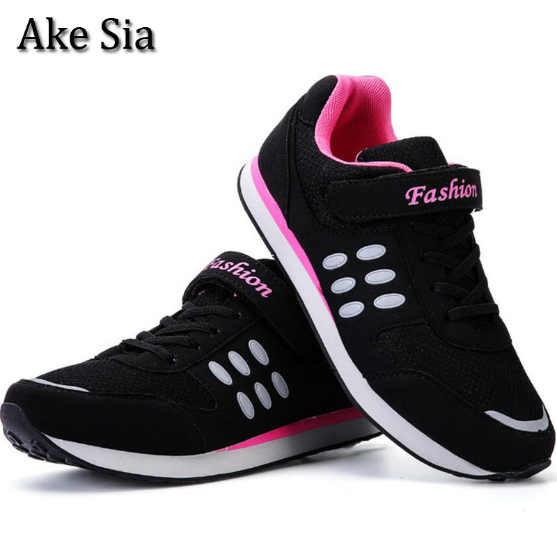 Ake Sia Outdoor New Women's Mom Autumn Winter Breathable Casual Shoes Female Casual Mujer Lace Up Sneakers Jogging Zapatos F094 0 45mm dia spherical radius tip spring test probe pin 100 pcs