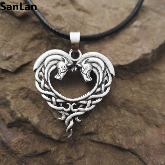Fantasy celtic horse lords necklace bronze celtic horse heart fantasy celtic horse lords necklace bronze celtic horse heart necklace sanlan aloadofball Image collections