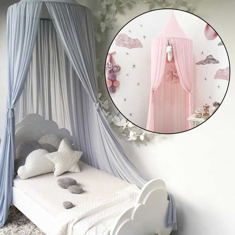 los angeles 4f1cf 5e3fc Children Tent Play Tent For Kids Teepee Bed Curtains Baby Children's Cabana  Room Decoration Playhouse Tipi Props For Photography