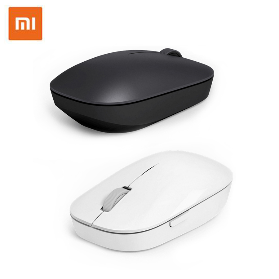 лучшая цена Original Xiaomi Wireless Mouse 2.4GHz Universal Gaming Mouse Xiaomi Mi Mouse mini Portable Mouse For Xiaomi mi pad Windows