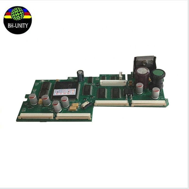 Best price! Novajet 750 main board for lecai 750 inkjet printer parts on sale wide format indoor inkjet printer 750