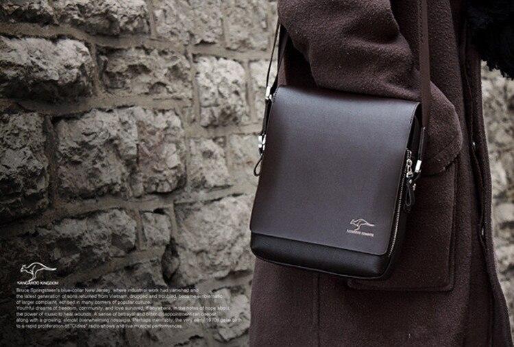 HTB1T3ooSAzoK1RjSZFlq6yi4VXa9 Designer Brand Kangaroo Briefcase Men Soft Leather Shoulder Travel Bag Business office Computer laptop bag Cover Messenger Bags