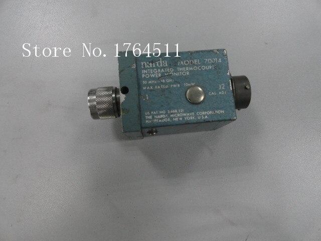 [BELLA] Narda 70014 50MHZ-18GHZ RF Power Probe Precision N