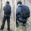 40L Outdoor Tactical Bags Mens Travel Backpacks Ultralight Hunting Range Soldier Ultimate Stealth Heavy Duty Carrier