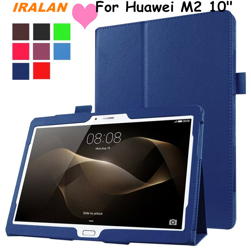 2017 New Stand PU Leather Case Flip Cover For Huawei MediaPad M2 10 M2-A01W M2-A01L 10.1 Tablet Cases + film + pen mediapad m2 10 0 flip pu leather case cover fundas 10 1 inch protective stand for huawei mediapad m2 10 0 a01w m2 a01l m2 a01w