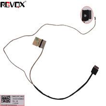 New Laptop Cable For Lenovo IdeaPad 110-14IBR 110-14 30Pin AINP2 PN:DC02C009B00 Repair Notebook LCD LVDS CABLE цена 2017