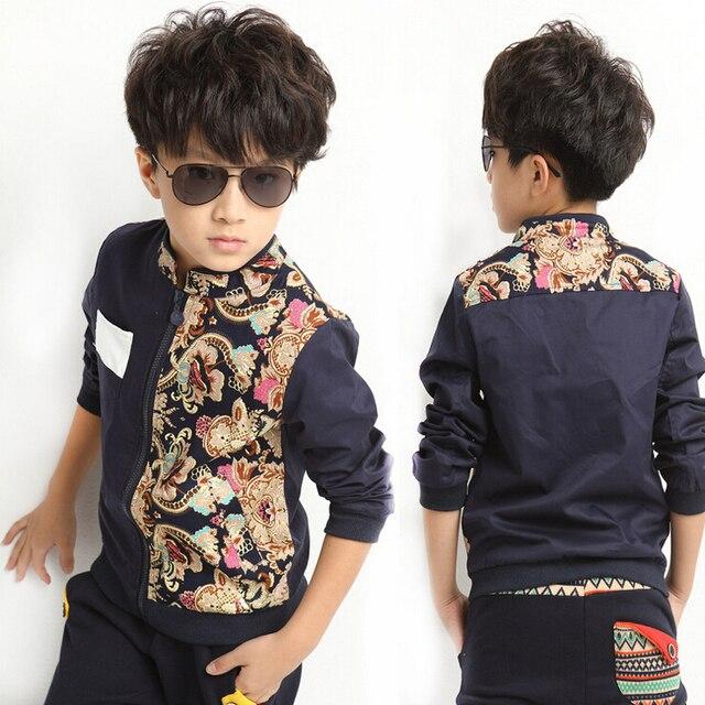 0d64b6dd9 Fashion 2015 Spring Autumn Children Outerwear New Brand Baby Casual ...