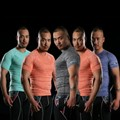 2016 New Arrival Shark Stringer T shirt Men Gymshark Bodybuilding and Fitness Men's Singlets Tank Shirts Clothes