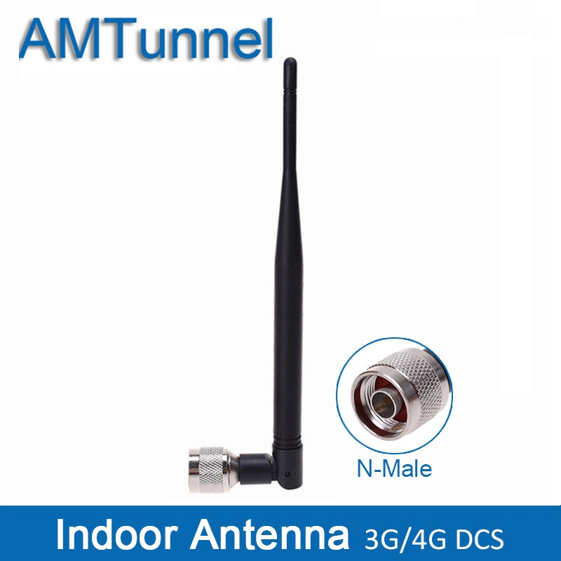 3G 4G DCS Indoor Antenna WCDMA2100MHz  4dBi Omni Antenna For 3G Mobile Signal Booster And Signal Amplifier Or Repeater
