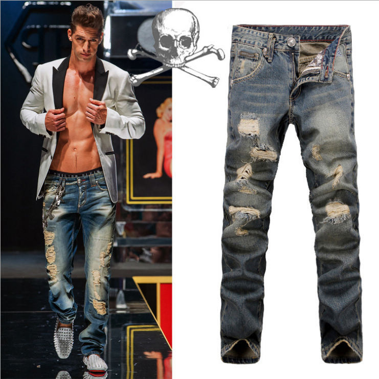 Collection Cool Jeans Men Pictures - Fashion Trends and Models