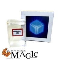 The Clarity Box By David Regal Close Up Street Stage Magic Trick Product Free Shipping
