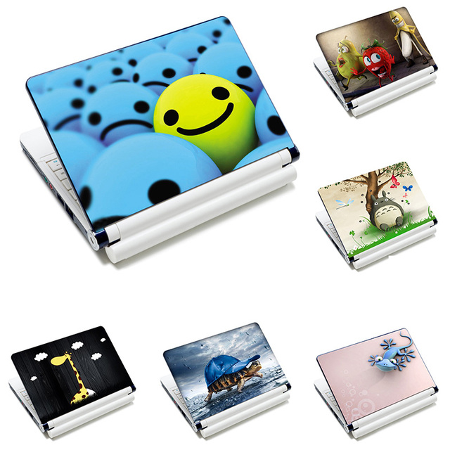 14 15 4 15 6 Inch Prints Laptop Skin Decal Sticker Cover Pvc