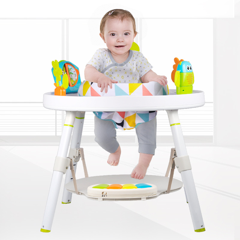 Baby Activity Center Toy Jump Chair Baby Jumper Pedal