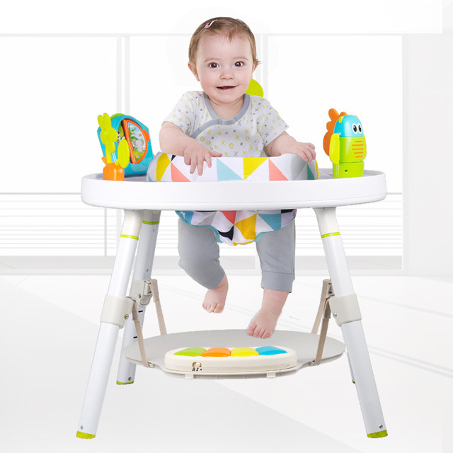e0afce6aa Baby Activity Center Toy Jump Chair Baby Jumper Pedal Piano Fitness ...