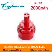 18 V 2.0Ah Puissance Outil rechargeable Batterie Pour Makita 1822 192826-5 192827-3 PA18