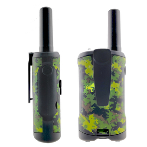 Image 2 - 2 Way Kids Walkie Talkies Range up to 6km 8/20/22CH FRS/GMRS 400 470MHZ Mini Radio Toys Walkie Talkie Children Intercom Gifts