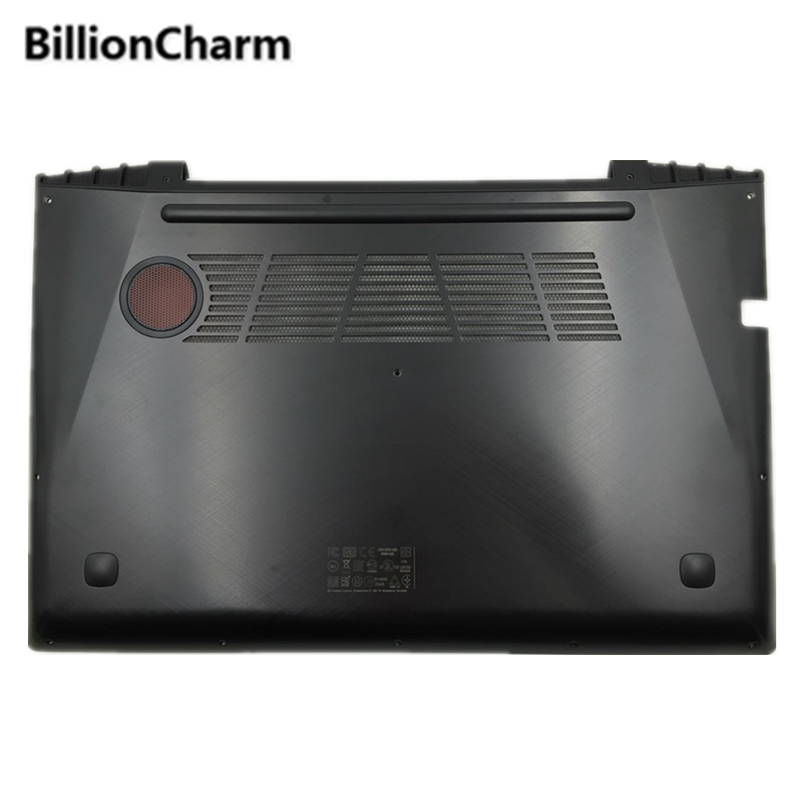 BillionCharm New Bottom <font><b>Case</b></font> For <font><b>Lenovo</b></font> <font><b>Y50</b></font> <font><b>Y50</b></font>-70 Laptop Bottom Base <font><b>Case</b></font> Cover D Shell image