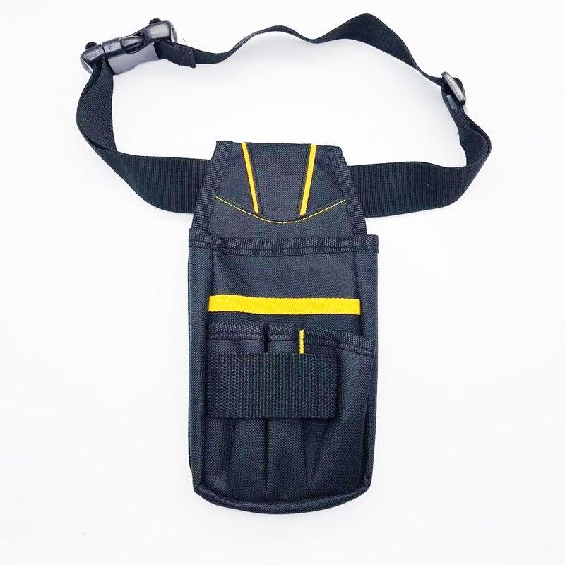 5 pièces 600D haute densité étanche Oxford & PVC voiture Wrap sac à outils fenêtre teinte vinyle emballage outils raclette grattoir sac