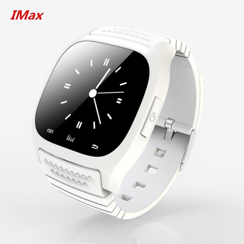 2016 Chaude M26 Montre Smart Watch Pour Le Sport Parfait Compatible Avec Android Système Bluetooth 3.0 Tous Les Connectable Avec BT3.0/Plus tous les jours