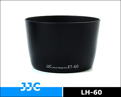 JJC Бленда LH-60 для Canon 75-300 мм f/4-5.6 III, 55-250 мм f/4-5.6 IS II Линзы заменяет Canon ET-60