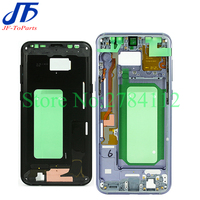 10Pcs Replacement For Samsung Galaxy S8 G950F S8 Plus G955F Housing LCD Display Middle Frame Midframe