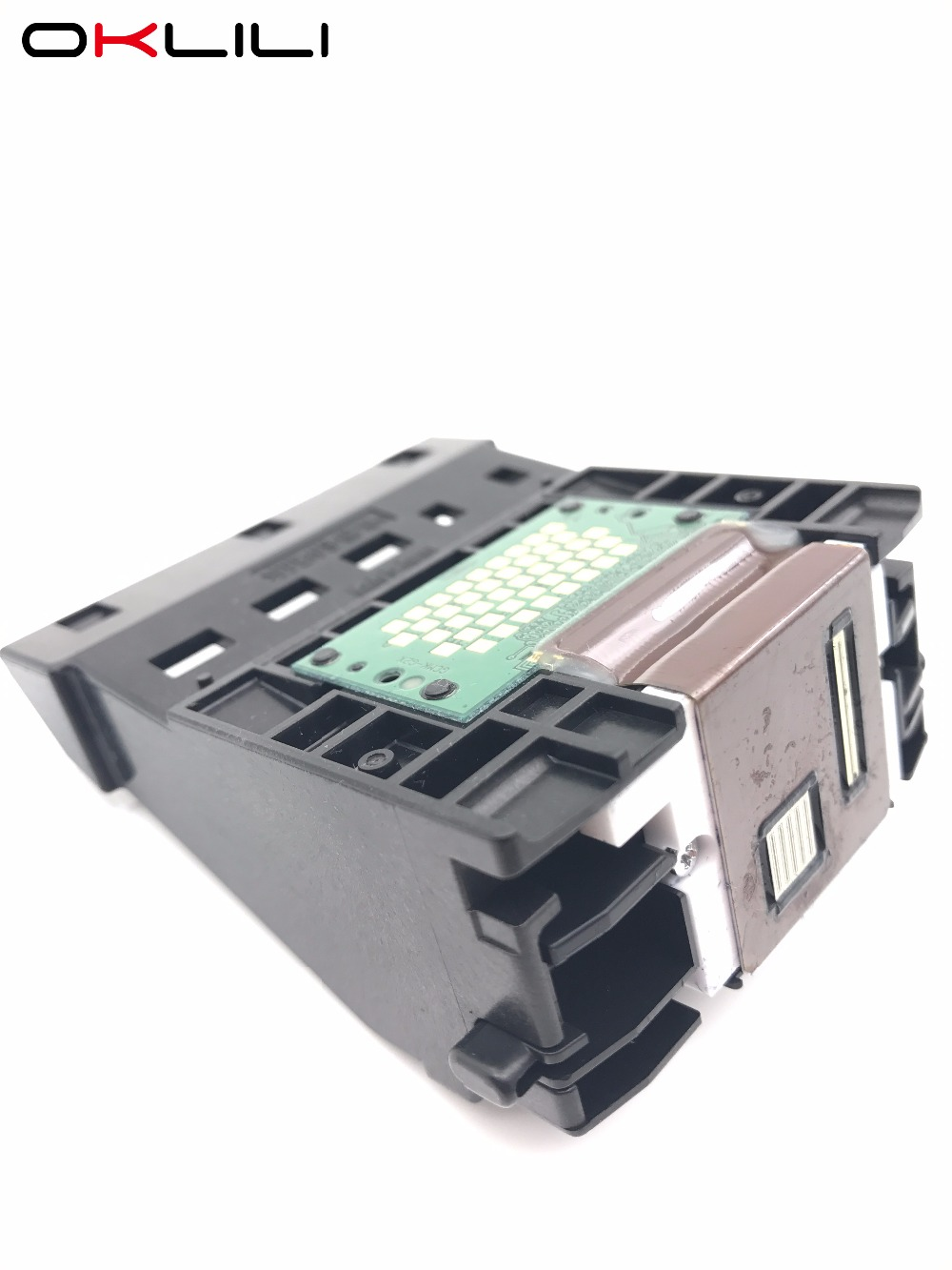 OKLILI ORIGINAL QY6-0064 Printhead Print Head for Canon 560i 850i MP700 MP710 MP730 MP740 i560 i850 iP3100 iP300 iX4000 iX5000 print head qy6 0042 printhead for canon i560 i850 ip3000 mp730 ix5000