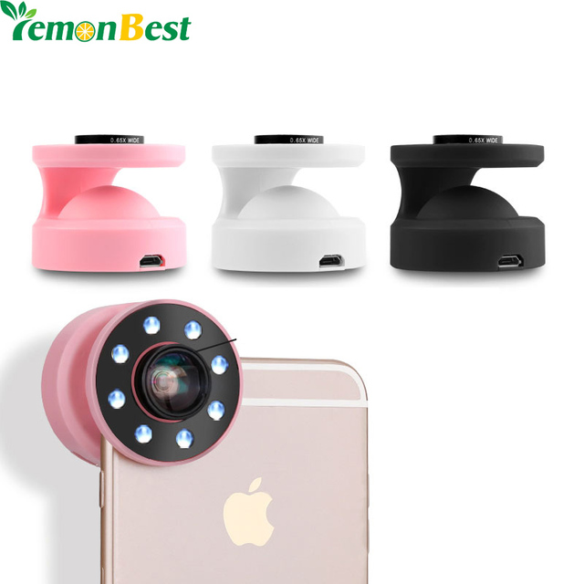 online store 623f1 1014e US $20.99 |Mini 8 LED Spotlight Camera Smartphone Led Flash Fill Light for  iPhone Android Devices for External Flash Fill Selfie Light-in Novelty ...