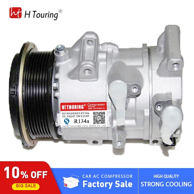Pour Toyota compresseur de climatisation Toyota RAV4 Camry 2.4L 88310-06380 447190-7292 447190-7290 8831033250 88310-28610 6SEU16C