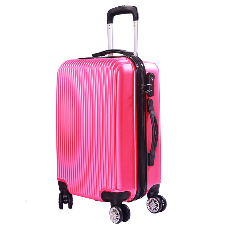 24-inch wheels rolling suitcase travel luggage travel luggage box boarding password box