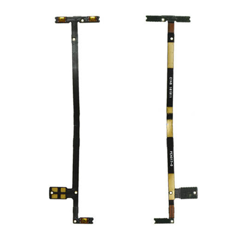 Hot Selling Power On/off Volume Button Key Flex Cable Repair Replacement Part For Oneplus Three 3 3T 1+3