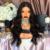 Llena Del Cordón Pelucas Del Pelo Humano Del Frente Del Cordón Pelucas Onda Del Cuerpo Mejor densidad Glueless Frente Del Cordón Pelucas de Pelo Humano Para Las Mujeres Negro Ondulado pelucas
