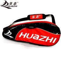 Badminton Racket Bag Adults Tactical Backpack Raqute De badminton Big Bags For 3~5 Rackets Squash Raquete Badminton Sport