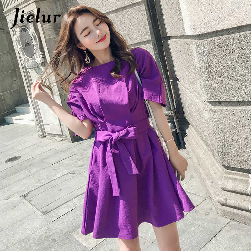 d6a5103c8b48b Detail Feedback Questions about Cheerart Embroidered Purple Dress ...