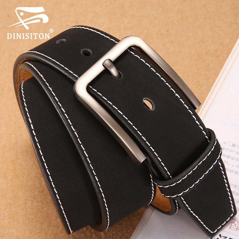 DINISITON Casual Belt For Men Designer Luxury Man Fashion Belts Trends Trouser Waistband High Quality Strap Dropshipping